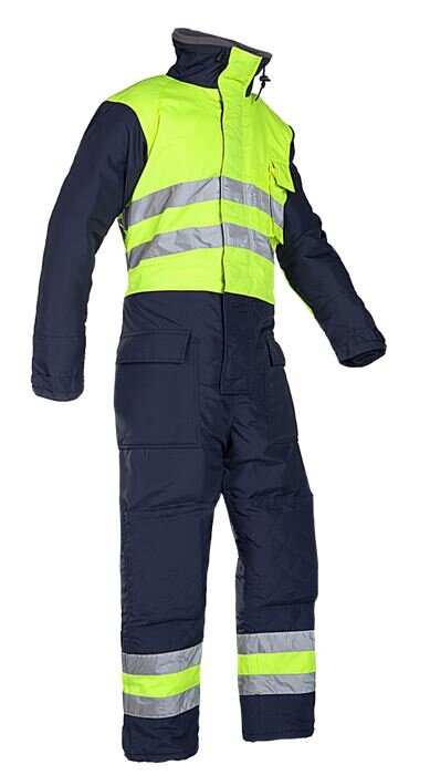 SIOEN 6148 Bally Hi-Vis Cold Storage Coverall