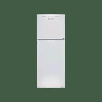 Lec T50122W Fridge Freezer 125cm - White