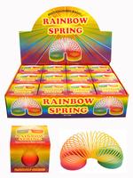 Coloured Springs (7.5cm) CDU of 12