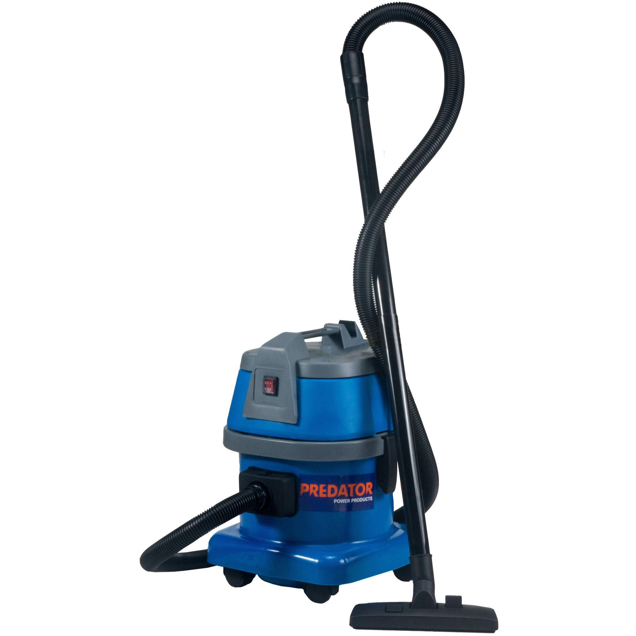 PREDATOR Light Industrial WET/DRY 15 Litre Vacuum Cleaner