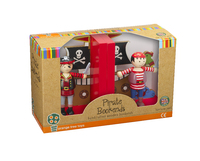 Bookends Pirate. (Priced in singles, order in multiples of 2)