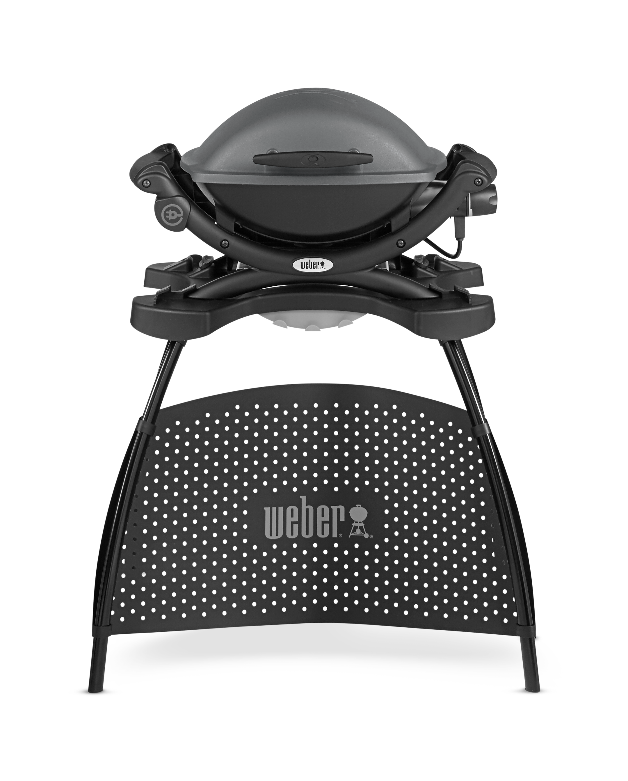 Weber Q1400 Electric BBQ With Stand 52020374