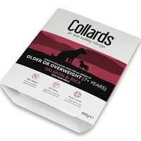 Collards Trays - Adult Dog Salmon 400g x 7