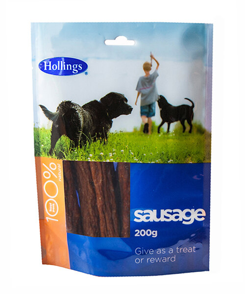 Hollings Sausage 10 x 200g