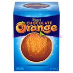 Terry Orange BALL Milk Choc x12
