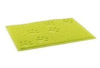 "Ancol Feeding Place Mat 16"" x 12"" Green x 1"