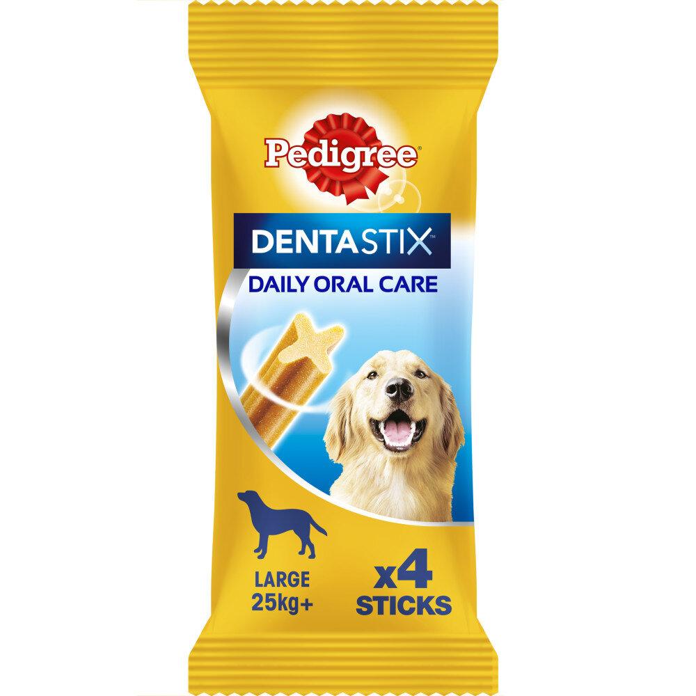 Pedigree Dentastix Daily Dental Chew Large Dog 14 x 4 Sticks