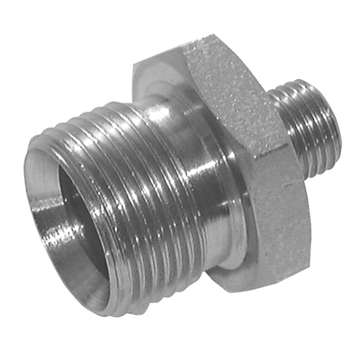 Unequal BSP Male Hydraulic Adaptor