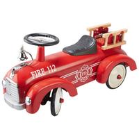 Children's Ride-on Fire Engine