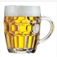 Britannia Dimple Beer Mug 10oz 29cl CE 1/2 Pint Carton of 36