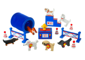 puppy play set