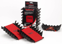 Redbacks Leaf Spring Technology Knee Pad