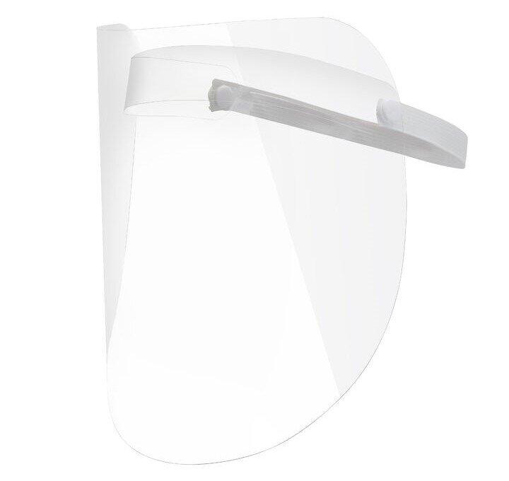 Face Shield with Liftable Visor, Carton of 10
