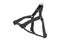 "Ancol Padded Nylon Harness Medium Black 24"" x 1"
