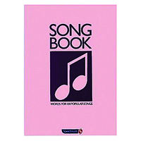 Large Print Song Book