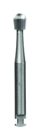 STEEL FINISHING BUR RA PEAR F 237 071 027