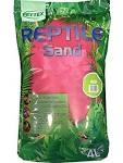 Pettex Reptile Sand - Red 4 Litre x 1