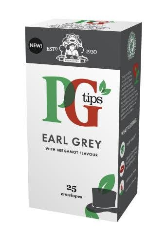 Earl Grey Tea Envilopes