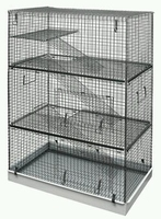 Critter 3 All Metal Cage - X-Large x 1