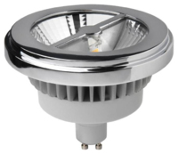 MEGAMAN 15WATT GU10 AR111 4000K DIMMABLE