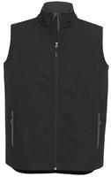 Mens Geneva Softshell Vest 3000mm