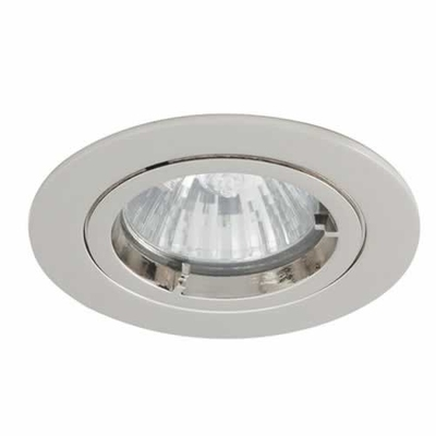 Chrome IP44 Twist-Lock Bathroom Downlight | LV1002.0033