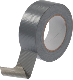 50mm x 50m Grey Duct Tape
