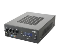 Compact Mixer Amplifier with Bluetooth CM60B