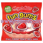Bags FunGums Strawberry Tarts 40c x24