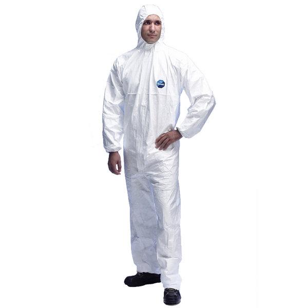 TYVEK PROTECH X-LARGE DISPOSABLE BOILERSUIT CLASSIC