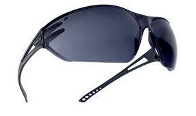 BOLLE Slam Smoke Tinted Safety Glasses