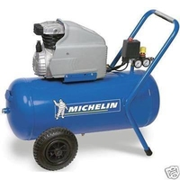 MICHELIN 50L Heavy Duty Air Compressor 2Hp  MCX 50