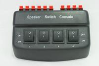 4 Way Speaker Selector