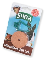 Supa Small Animal Mineralised Salt Licks x 12