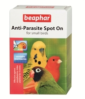 Beaphar Small Bird Anti-Parasite Spot-On x 1