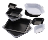 Weighing Boats Disposable Polystyrene White 1