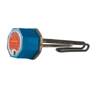 """11"""" INCOLOY SINGLE IMMERSION ELEMENTS  -  3KW -  1 3/4""""BSP - 230V - SIDE ENTRY WITH STAT - TSDR7"""