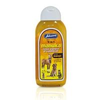 Johnson's Manuka Honey Shampoo & Conditioner 400ml x 3