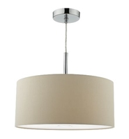 Ronda 40cm 3 Light Pendant Ecru, Compelte with Diffuser | LV1802.0089