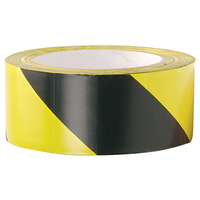 Zebra Tape 500m Yellow/Black