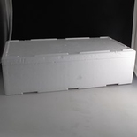 FM4.Pack of 20 Insulating boxes 740 x 340 x 175mm Internal.