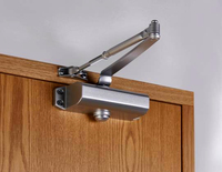 CE3F - Fixed Size 3 Rack and Pinion Door Closer