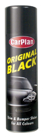 CarPlan Original Black Silicone Spray 500 ml