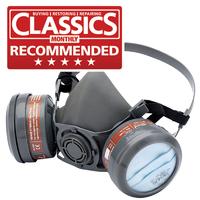 Draper Expert Dust/Vapour Respirator c/w Filters
