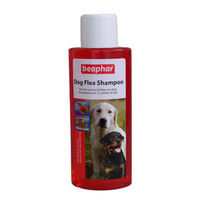 Beaphar Dog Flea Shampoo (Red) 250ml x 1