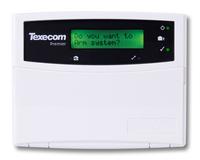 Texecom Premier LCD Iconic Keypad DBA-0001