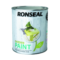 Ronseal Garden Paint 750ml Lime Zest