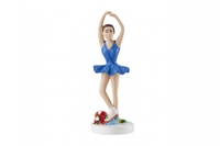 43B-176 Resin Figures: Ice Skater (1pk)