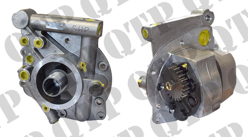 5640 Ford Fuel Pump : Hydraulic pump ford sl dual power sj spares