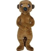 "Good Boy Plush Giant Meerkat Dog Toy 21½"" x 4"